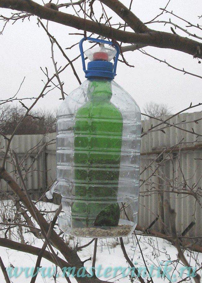 Паровозик из пластиковых бутылок своими руками: идеи и варианты для сада