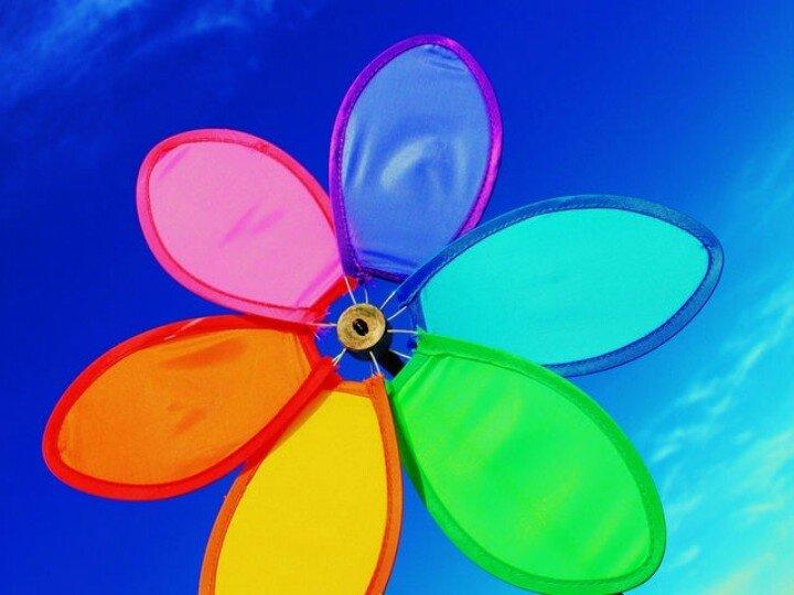 Как сделать лепестки семицветика 984