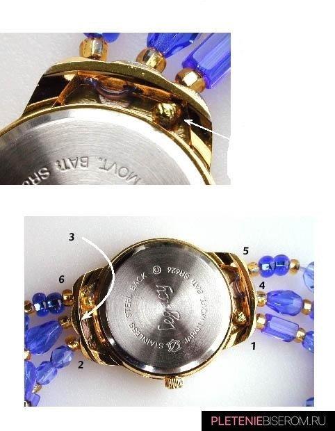 Ремешки для часов из паракорда своими руками