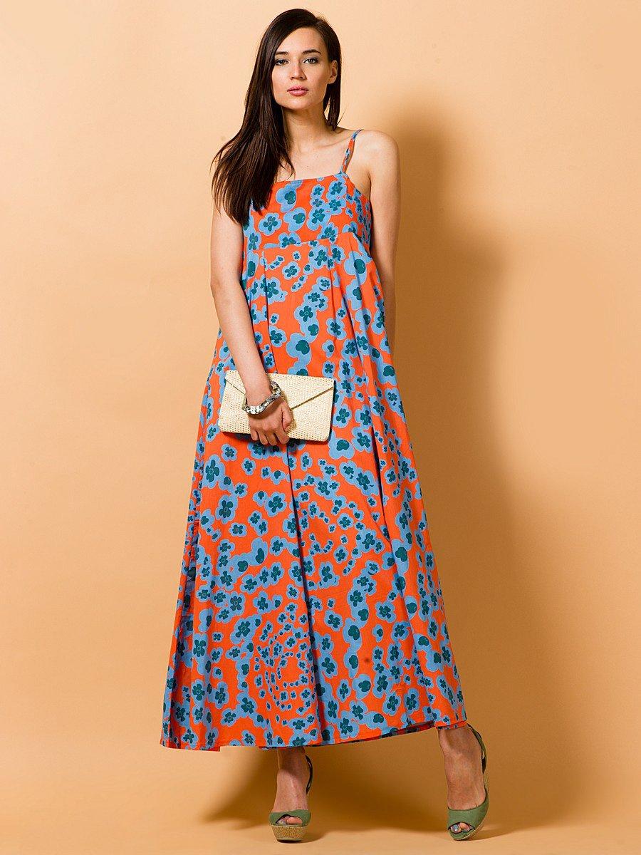Платье из хлопка на лето своими руками
