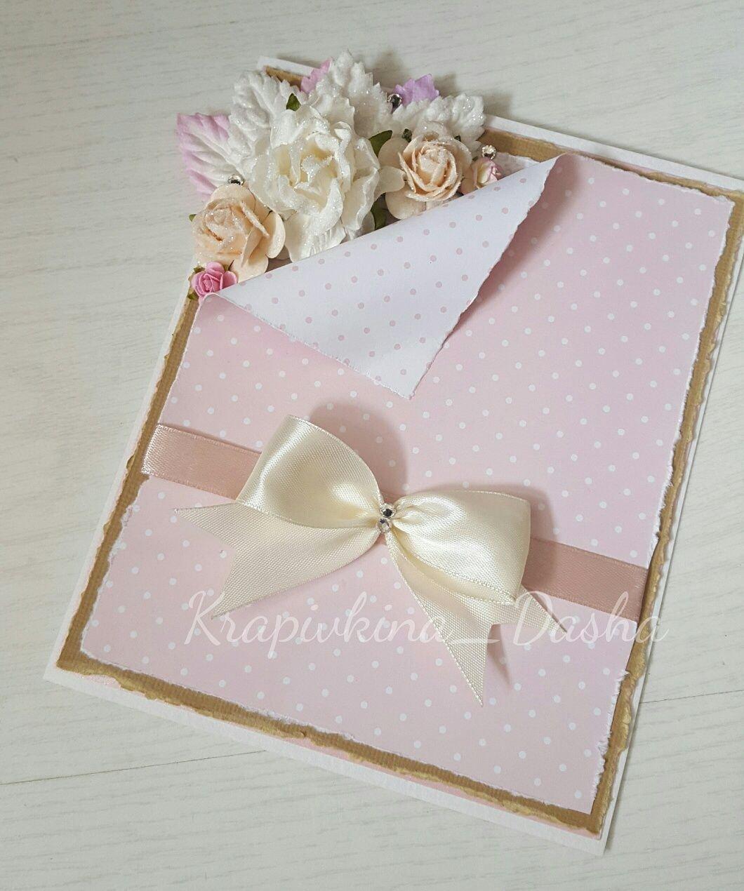 Мастер класс скрапбукинг открытка к свадьбе 441