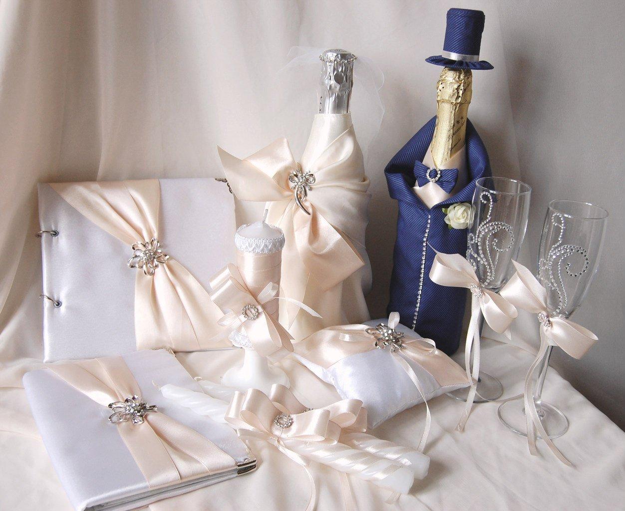 Своими руками мелочи к свадьбе