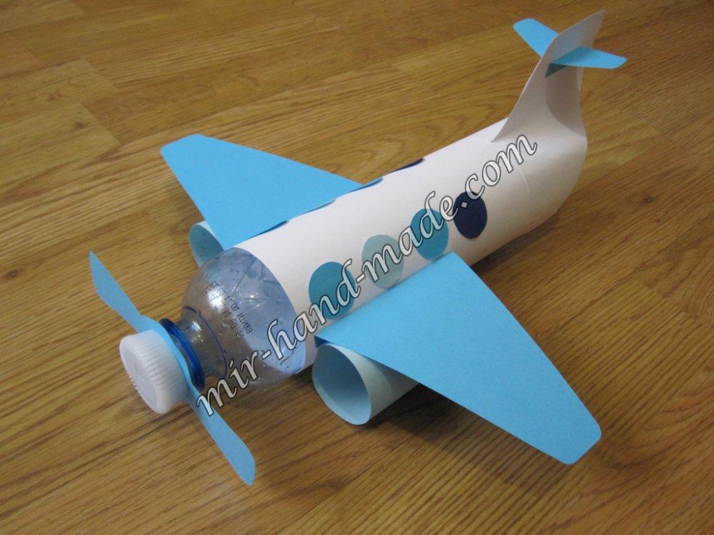 Как сделать самолет своими руками военный 2