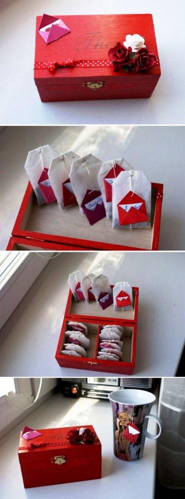 Подарки своими руками любимому: фото-подборку найдете в статье