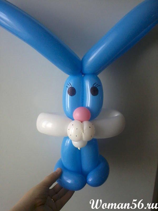 Фигура из шаров своими руками пошаговая