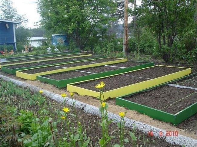 Идеи для огорода: варианты своими руками