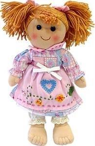 Обучение изготовлению кукол своими руками: куклы тильды и куклы попика