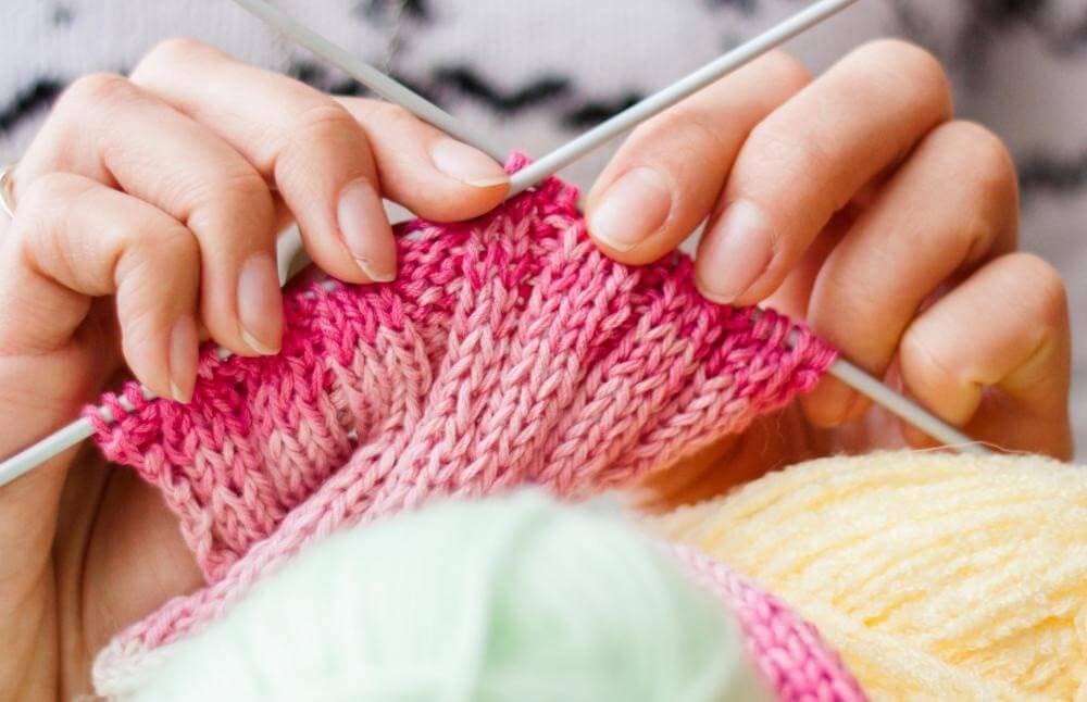 пряжа для вязания крючком детских пледов
