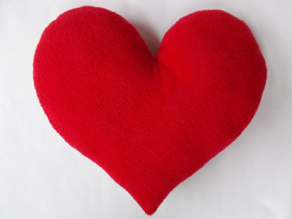 Подушка сердце своими руками: мастер класс и схема