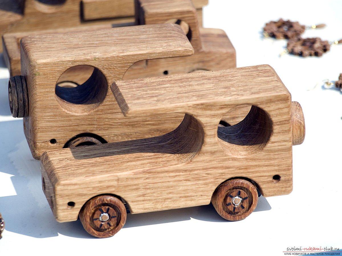 Машинка из дерева своими руками фото 268