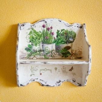1375206389_4-stil-provans-v-dekupaje Декупаж мебели салфетками своими руками – способы, мастер-классы