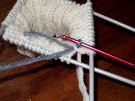 1378477514_003-master-klass-po-viazaniyu-noskov-na-piati-spicah Как связать носки спицами детям и взрослым? Узоры для носков спицами: схемы