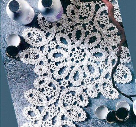 1380048594_bryuggskoe-kruzhevo-kryuchkom Ирландское кружево для начинающих: пошаговая инструкция и техника вязания