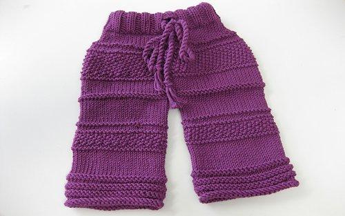 вязание спицами штанишек для новорожденных схемы вязания для