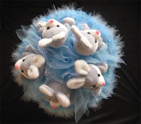 1437151780_buket-iz-igrushek-2 Букеты из игрушек — Цветы букеты