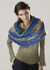 Как завязать шарф на шее петлёй и другими популярными способами (с фото и видео)