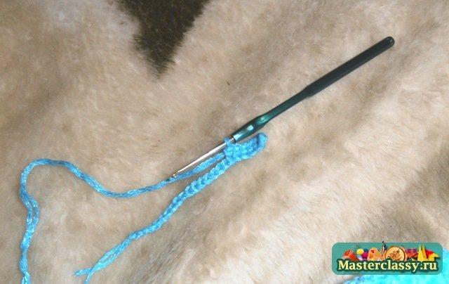 1439996714_1336242351_3 Вязаные тапочки сапожки крючком на войлочной подошве