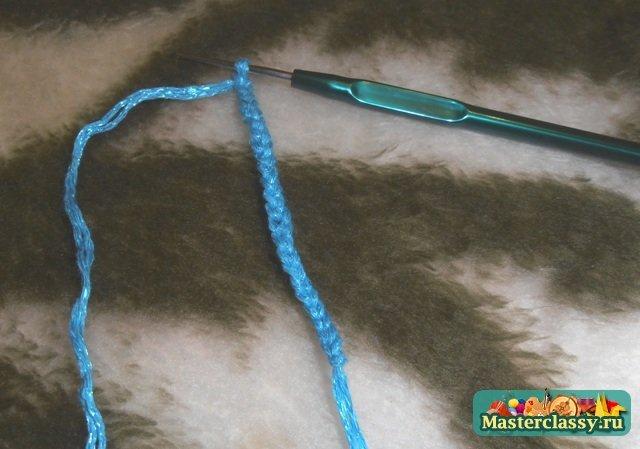 1439996758_1336242300_2 Вязаные тапочки сапожки крючком на войлочной подошве