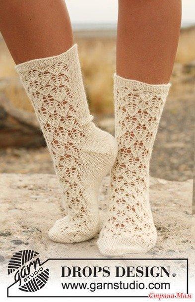 1440161279_14937783_88227nothumb650 Ажурные носки спицами со схемами и подробным объяснением как вязать