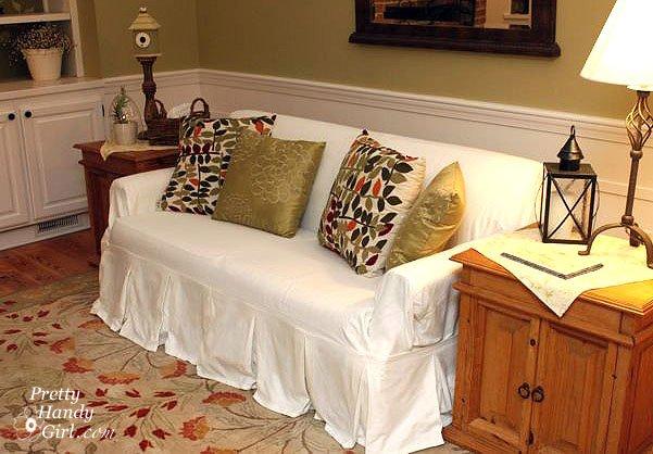 1440235791_sofa_slipcover_no_coffee_table Как сшить чехол на диван своими руками: выкройки и пошив универсального чехла