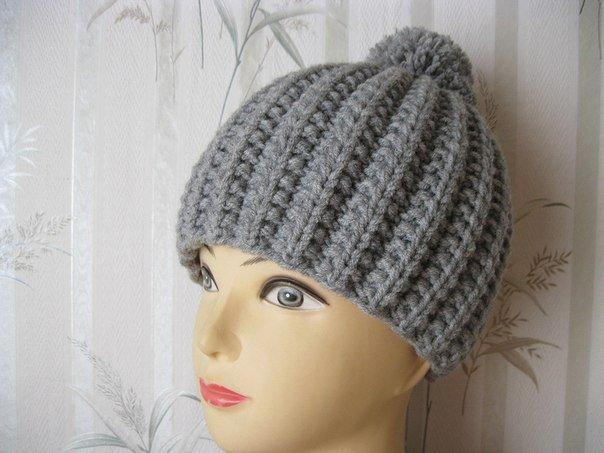 1440849600_116597143_5054806_qonyhghkvao Как связать шапку спицами для начинающих — схемы вязания, уроки вязания шапки. Как вязать шапку спицами