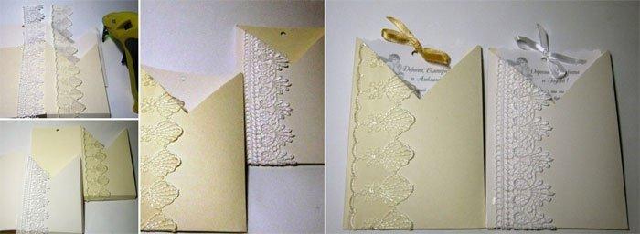 1449256597_411_13 Как сделать оригинальные пригласительные открытки на свадьбу своими руками: пошаговая инструкция. Дизайн и оформление пригласительных открыток на свадьбу своими руками