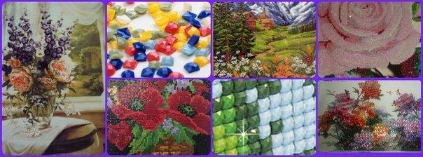 1459535224_1422106953_image006 Мастер класс по алмазной мозаике: вышивка с видео и фото подборкой