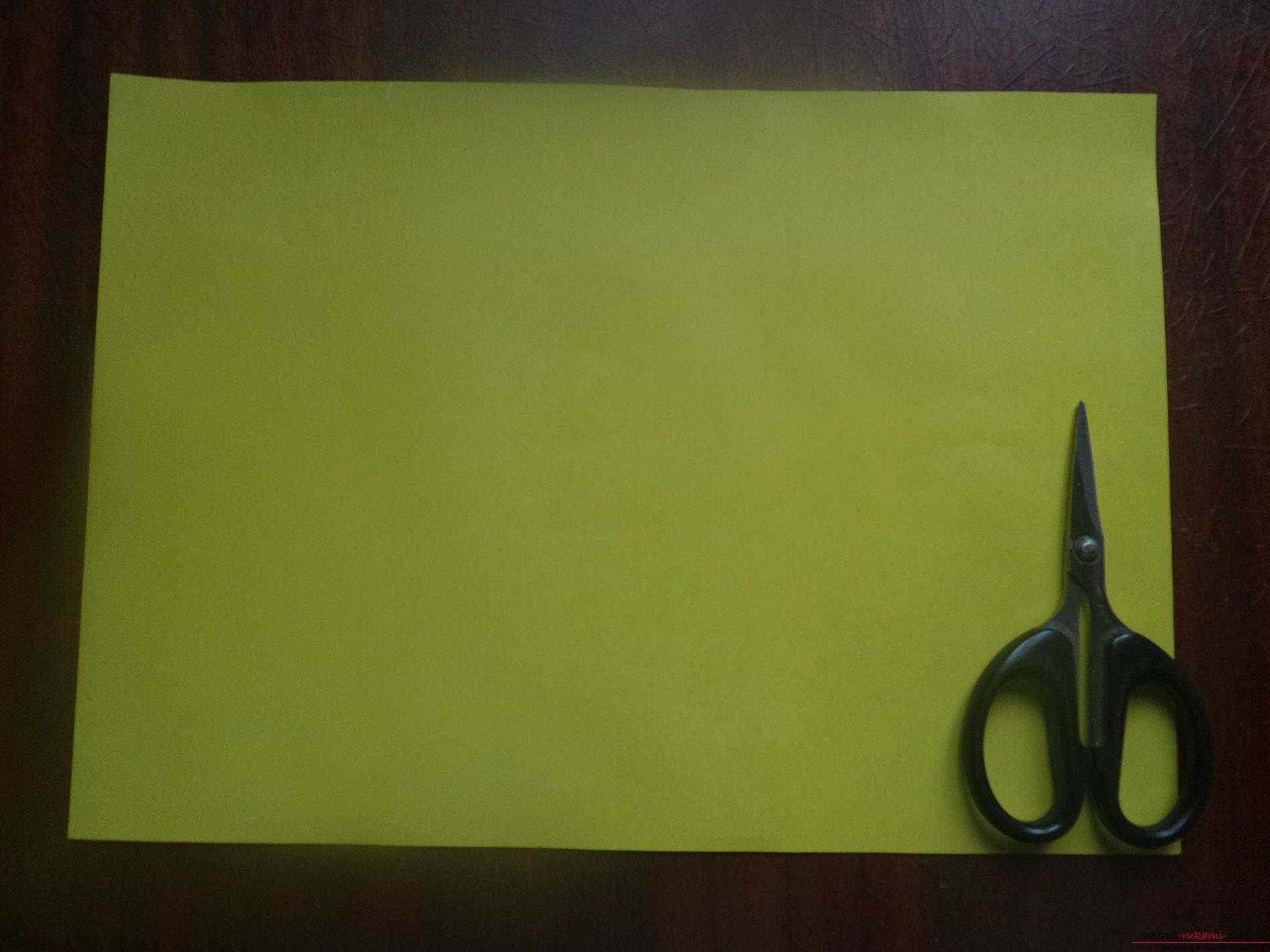 Бантик своими руками из бумаги схемы