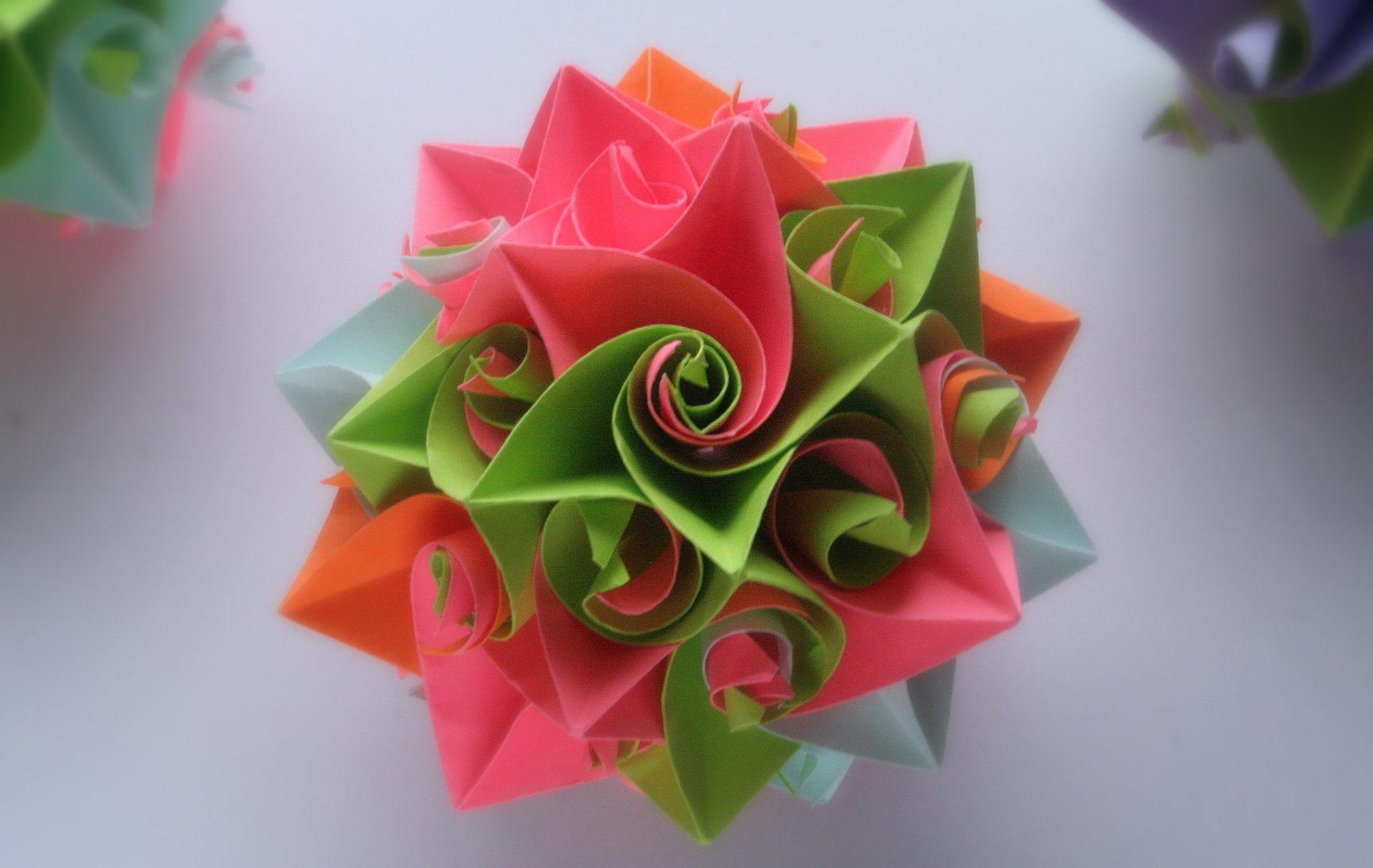 цветков вместе