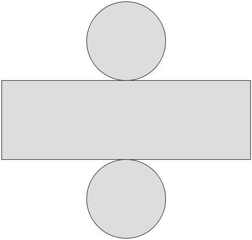 Цилиндр из картона своими руками схема фото 253