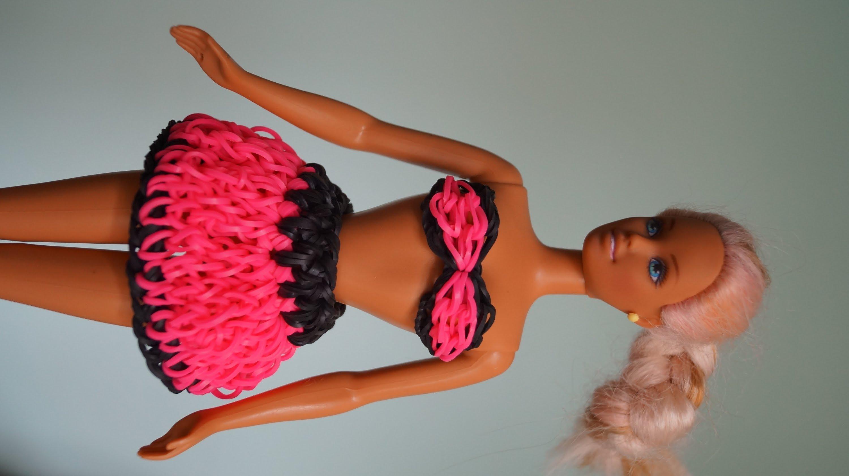 одежда из резинок для кукол фото свет наводнения