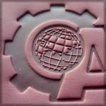 """1469740004_blint_globus Услугу блинтового тиснения, штамповка в типографиии """"Гарант"""""""