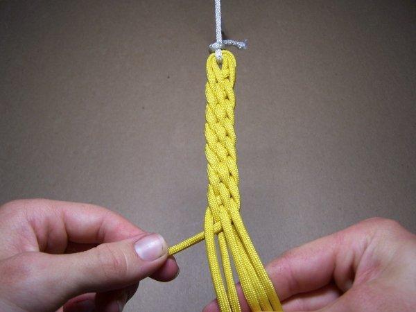 Плетение браслета из паракорда: схемы плетения, подробное описание и МК с пошаговыми фото для начинающих рукодельниц