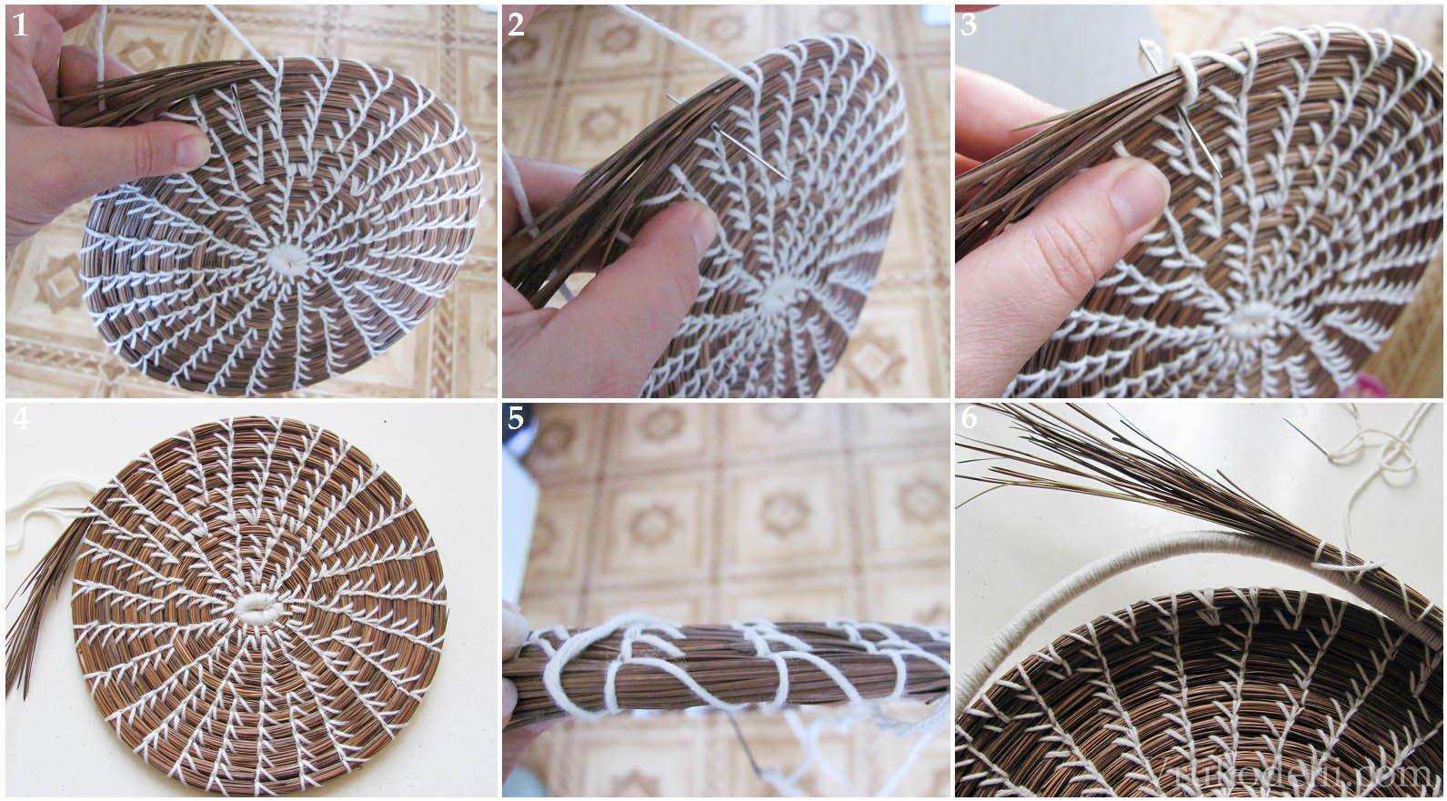Плетение коврики из лоскутков своими руками