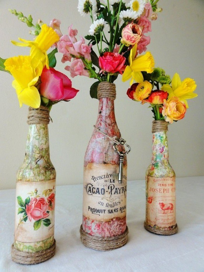1470309352_495068-81f1397a595e356b4ed755fa292e8a36 Как сделать вазу своими руками из подручных материалов с видео