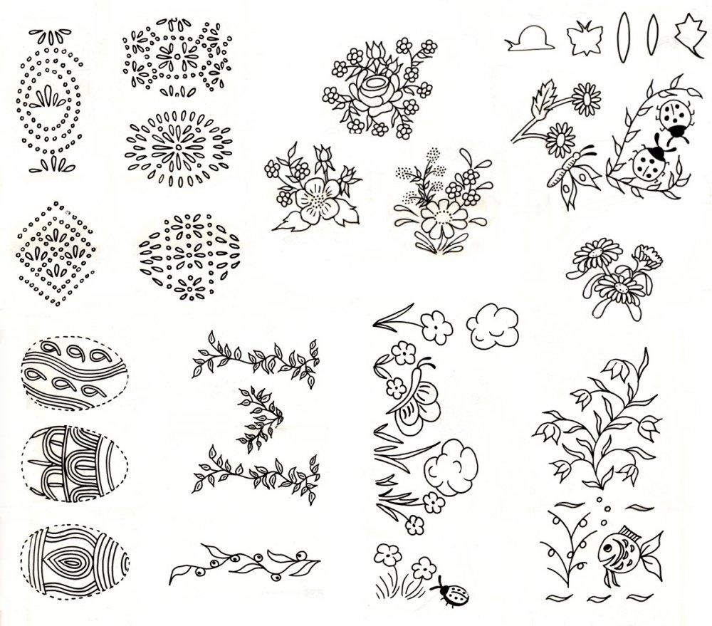 1470489037_yaytsa-5 Как украсить яйца к Пасхе: 27 оригинальных идей декора и росписи