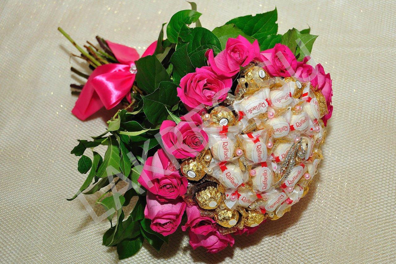Красивые подарки из цветов своими руками