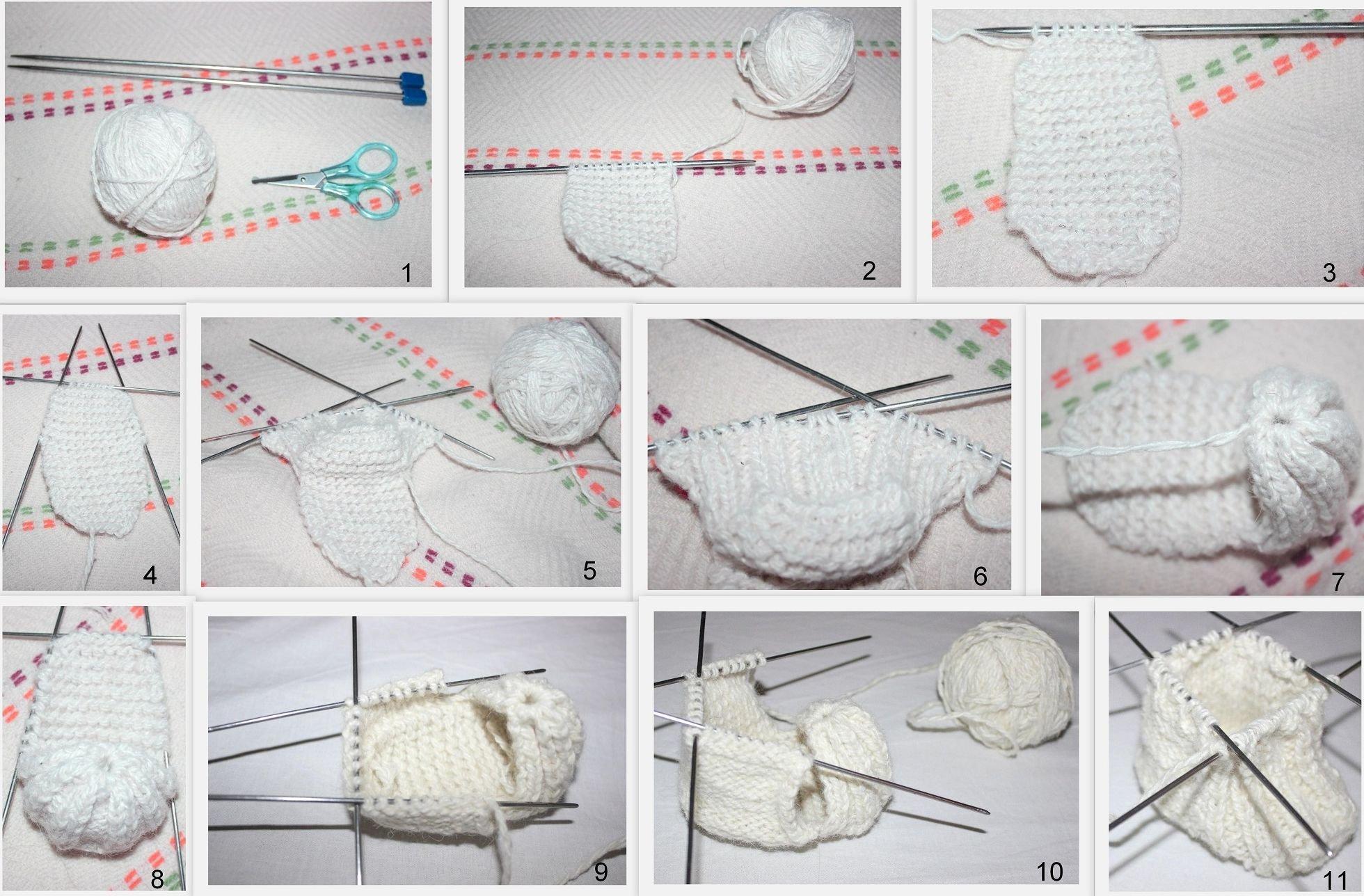 описание с фото вязание пинеток для начинающих производители предлагают широкую