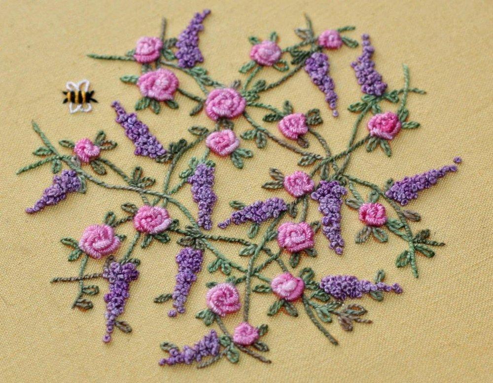 1479668779_vyshivka_rococo20 Вышивка рококо на вязаных изделиях, вышивка для начинающих, схемы и узоры вязаных вещей рококо