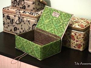 1481311560_534413 Как сделать шкатулку для украшений из картона или коробки своими руками: 5 пошаговых мастер-классов с фото