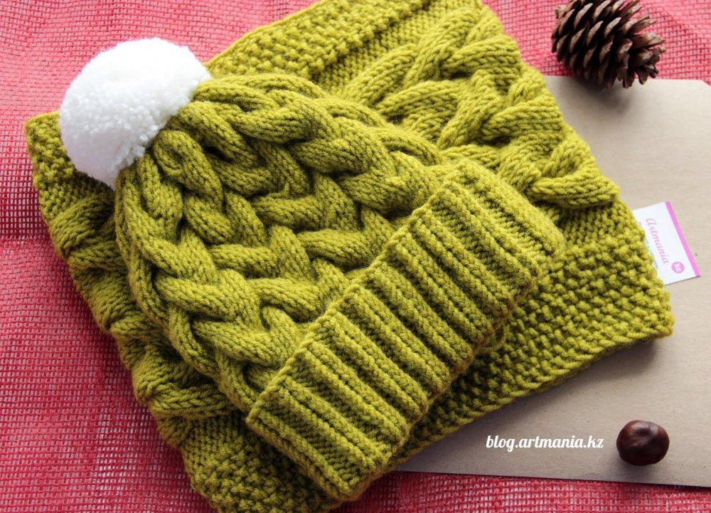 1481148769_maxresdefault Снуд спицами для женщин: схемы вязания, новинки, узоры, размеры. Как связать красивый шарф снуд хомут, капюшон, трубу, с косами, ажурный спицами с описанием?