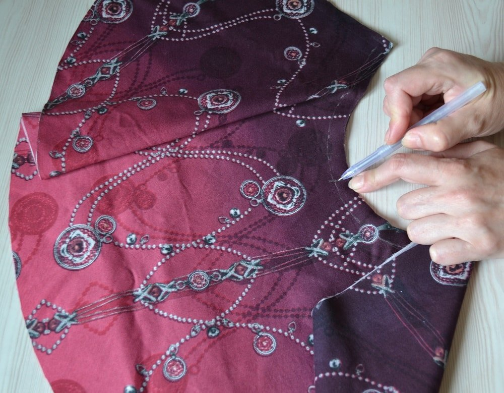 1488131887_jubka-dlja-devochki-4 Как сшить юбку солнце своими руками. Выкройка юбки солнце клеш