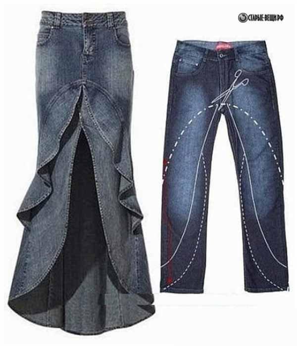 33c22adfdf0ae Изначально джинсы начали носить ковбои, так как джинсовая ткань очень  практична. Постепенно мода на джинсы разошлась по всему миру.