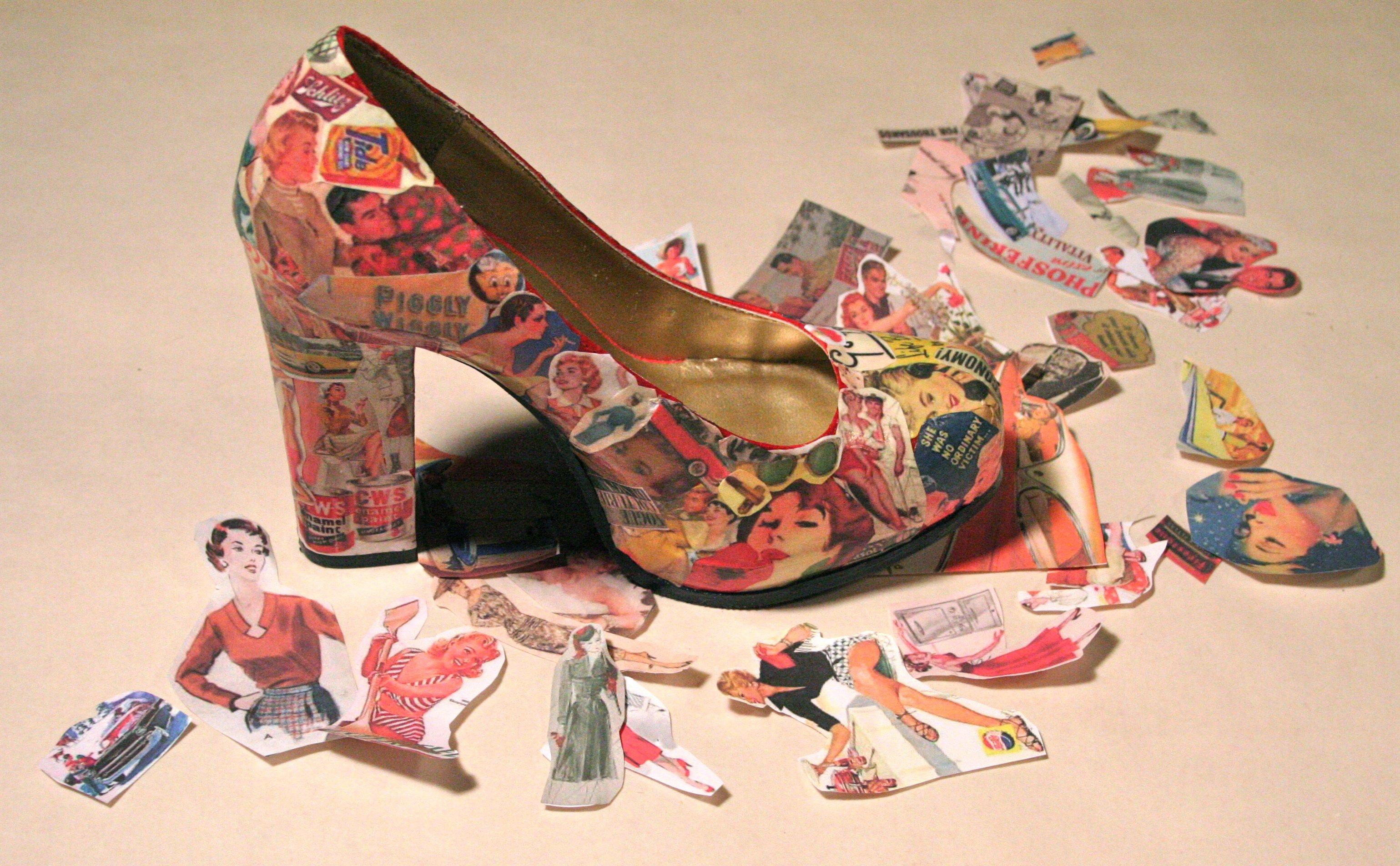 142dca75048c Обувь своими руками: выкройки и мастер класс
