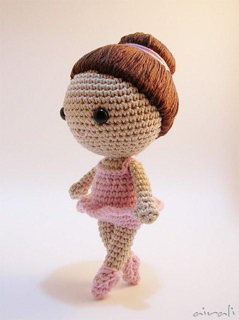 кукла вязанная крючком мастер класс и описание для начинающих