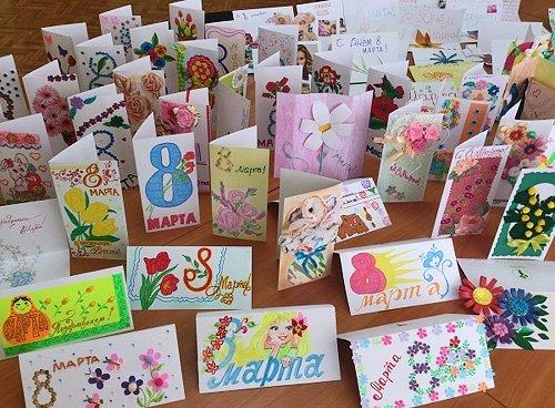 8 марта международный женский день открытки сделать своими руками, палочкой корицы день