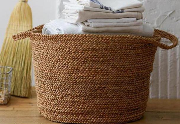 1490647131_919873 Корзина для белья своими руками: как сделать для дома