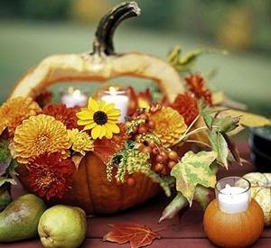 Поделки из тыквы на тему осени: улитка, матрешка, теремок и декоративная корзинка в школу своими руками