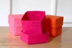 Коробка для конфет своими руками мастер класс