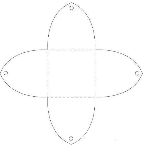 1490697057_korobka-prizma1 Коробка для конфет своими руками: делаем из бумаги и из картона